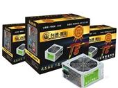 PC电源-台速磐科-T5-加强版, 台式机电脑电源中关村上榜电源 430W-PC...