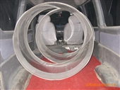 PMMA管-直径1m米亚克力管,1000*10亚克力管,大直径压克力管-PMMA...
