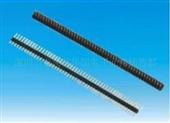 插针插座_华国电子直销1.0 塑高1.0mm单排针 排针插针 插针 -