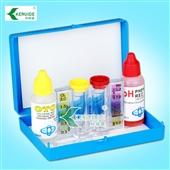 余氯测试盒_供应oto余氯比色计 ph二合一测试盒 ph计 便携式水质速测盒 -