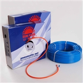 气动软管-供应山耐斯高压PU气管8mm空压机软管 透明气动软管 8*5.5 现货...