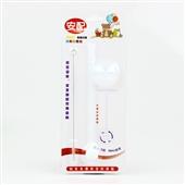 其他母婴用品-安配 贝亲奶瓶吸管配件 标准口玻璃pp塑料奶瓶吸管组512-其他母...