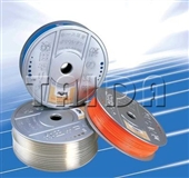 气动软管-厂家代理 森田气管 PU管4mm*2.5mm 高压空气管风管PU气管气...