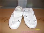 防静电网眼鞋_供应帆布防静电网眼鞋 pvc鞋底防静电网眼鞋 -