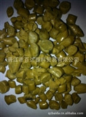 塑料颗粒_【厂家提供】 3--pvc再生塑料颗粒(黄色) -