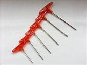 内六角扳手_t型内六角扳手 018-2mm 2.5 3 4 5 6 原装进口 日本百利 eight -