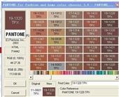 潘通色卡_查色号工具-pantone潘通色卡tpx/tcx色号查询电子版 -