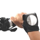 其他非机动车配件-台湾原产正品goodhand自行车高档反光镜后视镜带腕带手臂配...
