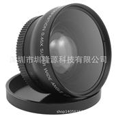 镜头-58mm 0.45x倍 广角+微距 附加镜 出口品质 电商货源-镜头尽在阿...