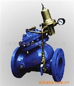 水力控制阀_供应可调式安全泄压/持压阀,水力控制阀 -