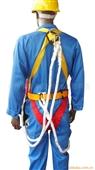 高空安全带_厂家供应 五点式双高空悬挂安全带 全身式安全带 -