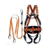 豪华型防坠套装_供应 豪华型防坠套装 安全带 带定位腰带 -