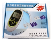 多功能语音理疗仪_多功能语音理疗仪 双人双输出理疗仪 中频 家用 -