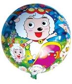 批发采购气球-致富氢气升空的喜洋洋气球批发婚庆用品气球皮 适合各种广场医院批发采...