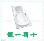 按摩浴缸_toto卫浴 toto浴缸 toto铸铁按摩浴缸fbyk1690zl/rhp -