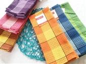 外贸厨房巾_:全棉色织厨房巾茶巾餐巾,抹布 2,kitchentowel -