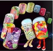 糖果、巧克力类-瑞怡乐RIO无糖薄荷糖 润喉糖果 多种口味24盒*14克-糖果、...