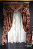 成品窗帘_热销雪呢尔窗帘面料批发,成品窗帘,280cm, 78元米 -