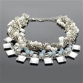 宝石项链_欧美大牌宝石新款项链 欧美夸张链条混搭时尚首饰139 -