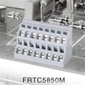 连接器-法尔特克 弹簧式 接线端子 FRTC5850M 间距5.0mm-连接器尽...