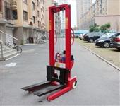 堆高车-阔达1吨1.6米电动堆高车 液压升高车堆高机-堆高车尽在-安平县...