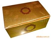 包装_复合铝箔纸彩色uv印刷组合包装礼盒 -