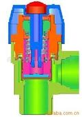 采暖安全阀_地板采暖安全阀_供应地板采暖安全阀 耐温115度 -