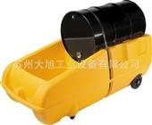 油桶搬运车_solent/塑料防泄漏油桶搬运车/sol-741-5500t/sdt-230 -