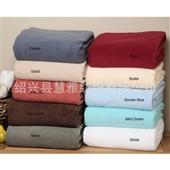 素色珊瑚绒毯子_素色珊瑚绒毯子,法兰绒毯,春秋两用。 -