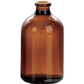 医药包装-100ml棕色玻璃注射剂瓶西林瓶-医药包装尽在-沂源云蒙贸易有...