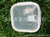 耐高温玻璃保鲜盒_(方形)耐高温400度玻璃保鲜盒/自用很好 -