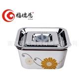 正方形饭盒_高档优质正方形保鲜饭盒 送保温包 团购批发 -