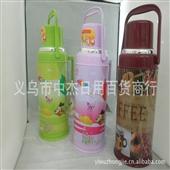 时尚保温瓶_2014夏季新款热销实用型可爱卡通图案水壶 时尚保温瓶 -