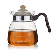 批发采购咖啡壶-正品耐热 玻璃茶壶 茶具 直火壶 过滤咖啡壶 可直火加热保温壶批...