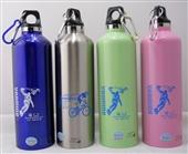 批发采购运动水壶、折叠水袋-三和双层500ML 户外运动保温水杯 骑行必备多色可...