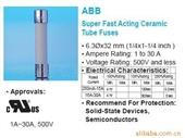 保护器件-6.3x32mm500V高压保险丝管-保护器件尽在-深圳德弘泰...