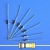 碳膜电阻_1/ 碳膜电阻 常用电阻 ±5% 0.39r 插件 直插 -