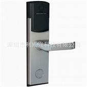ic卡锁_电子锁 酒店锁 ic卡锁 8588mf 高频卡锁 双层复合式rfid -
