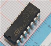 集成电路(IC)-全新热卖LM339N DIP14 双电压比较器 ST国产-集成...