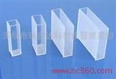 石英比色皿_供应50mm石英比色皿 分光光度计比色皿 -