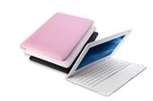 上网本、超极本-10寸笔记本电脑 双核 超溥时尚迷你上网本 VIA8880安卓学...