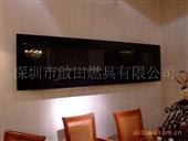 壁炉-BG-240豪华长玻璃壁挂电壁炉 奢华大气上乘选之-壁炉尽在-深圳...