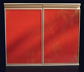 钢化玻璃橱柜门_广东橱柜门_大量供应橱柜门 -