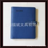 商务笔记本_制作笔记本记事本 皮面笔记本 活页装订 pu商务 -