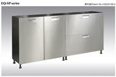 地柜-批量供应304#拉丝不锈钢厨房橱柜 现代不锈钢橱柜批发零售-地柜尽在阿里巴...