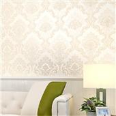 墙纸、壁纸-工厂直销无纺布墙纸 欧式客厅背景墙壁纸卧室满铺酒店宾馆工程-墙纸、壁...