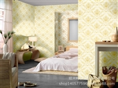 墙纸、壁纸-专业生产优质无缝墙布14080802A-墙纸、壁纸尽在-绍兴...