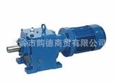 斜齿轮减速电机_齿轮减速器 r系列斜齿轮减速电机 -