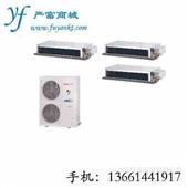 家用中央空调_海尔家庭中央空调变频家用中央空调kvr-100w/b520a -