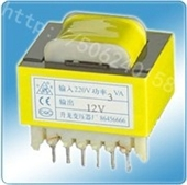 插针式变压器_直插线路板式 插针式 直插线路板ei型变压器 -